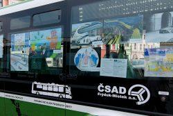 Elektrobusy předány, vyrazily do ulic / fotogalerie / ELEKTROBUSY (2)