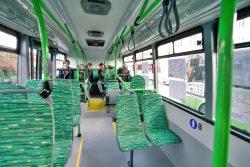 Elektrobusy předány, vyrazily do ulic / fotogalerie / ELEKTROBUSY (3)