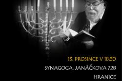 Židovské Vánoce v Galerii Synagoga / fotogalerie / Židovské Vánoce - plakát
