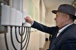 Židovské Vánoce v Galerii Synagoga / fotogalerie / Chanuka v Galerii Synagoga, foto: Jiří Necid