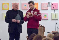 Vystoupení Josefa Somra a Jaroslava Tůmy / fotogalerie / Josef Somr a Jaroslav Tůma, foto: Jiří Necid