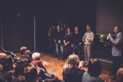 Proběhla předpremiéra filmu o Jiřím Brdečkovi / fotogalerie / Předpremiéra filmu o Jiřím Brdečkovi, foto: Pavel Jakubka