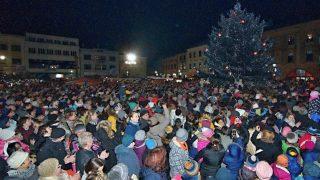 Velká fotoreportáž z vánočních trhů v Hranicích