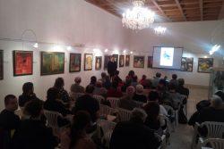 Dernisáž výstavy Plnou parou vpřed / fotogalerie / Dernisáž - Plnou parou vpřed, foto: Dagmar Holcová