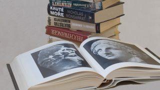 Novoroční burza vyřazených knih