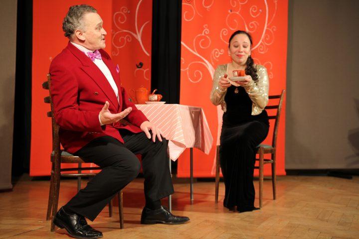 Láskyplná opereta v Hranicích