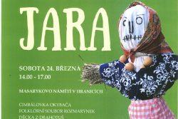 Vítání jara: průvod vynesl Mořenu do Bečvy / fotogalerie / Vítání jara - program