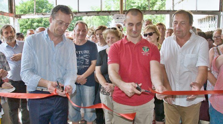 Otevřeno nové infocentrum v Teplicích nad Bečvou