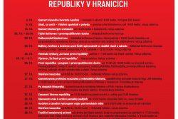 Zveme na bohatý program ke 100 letům republiky / fotogalerie / 100 let republiky v Hranicích