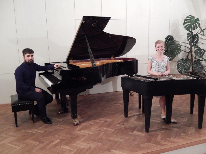 Spojení cimbálu a klavíru nabídne úžasný zážitek