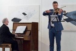 Mimořádný koncert hudby židovských skladatelů / fotogalerie / Mimořádný koncert hudby židovských skladatelů, foto: Jiří Necid