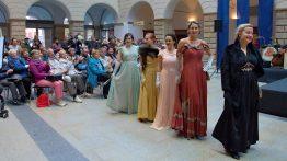 Oslavy 100 let republiky ve dvoraně hranického zámku
