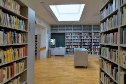 Knihovna se otevřela v novém hávu / fotogalerie / Otevření knihovny po rekonstrukci, foto: Jiří Necid
