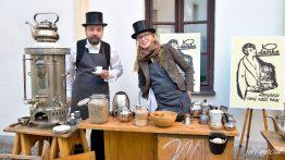 Prvorepubliková kafírna přilákala davy návštěvníků