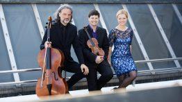 Koncert špičkového klavírního tria Eben Trio