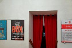 I plakát je umění. Jan Koráb na Staré radnici / fotogalerie / Výstava Jan Koráb - Plakáty a loga, foto: Jiří Necid