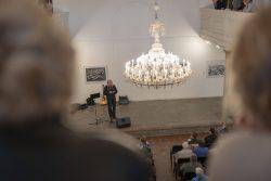 Večer s Ladislavem Heryánem v synagoze / fotogalerie / Setkání s Ladislavem Heryánem, foto: Jaroslav Hruška