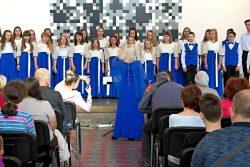 Fotoreportáž z Hranické muzejní noci / fotogalerie / Koncert Dětského pěveckého sboru Cantabile v synagoze, foto: Jiří Necid
