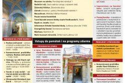 Dny evropského  dědictví letos  v barokním duchu / fotogalerie / Plakát DED 2017