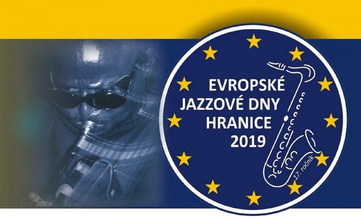 Evropské jazzové dny Hranice 2019