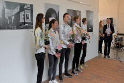 Výstava Otrávená realita v galerii Severní křídlo zámku / fotogalerie / Vernisáž výstavy Otrávená realita,  foto: Jiří Necid