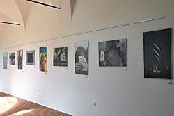 Výstava Otrávená realita v galerii Severní křídlo zámku / fotogalerie / Výstava Otrávená realita v galerii Severní křídlo zámku, foto: Jiří Necid
