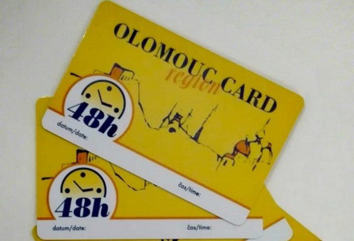 Cestujte s Olomouc region Card!