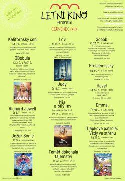 Program Letního kina v červenci / fotogalerie / Letní kino červenec
