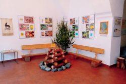 Na Staré radnici se usadili skauti / fotogalerie / Výstava Buď připraven! na Staré radnici, foto: MKZ Hranice
