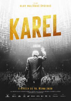 Promítání o životě Karla Gotta je ZRUŠENO / fotogalerie / Karel - plakát