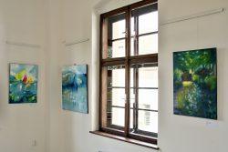 Výstava obrazů hranické rodačky na zámku / fotogalerie / Výstava Renaty Doleželové v Galerii Severní křídlo zámku, foto: Jiří Necid