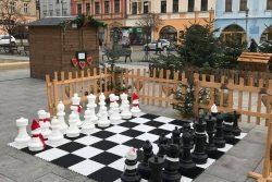 Hranice už žijí Vánocemi / fotogalerie / Velké vánoční šachy