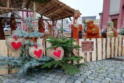Hranice už žijí Vánocemi / fotogalerie / Halouzkův betlém na Masarykově náměstí