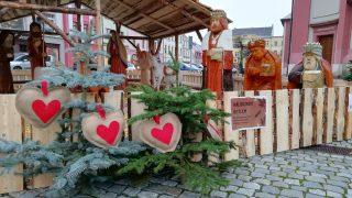 Hranice už žijí Vánocemi