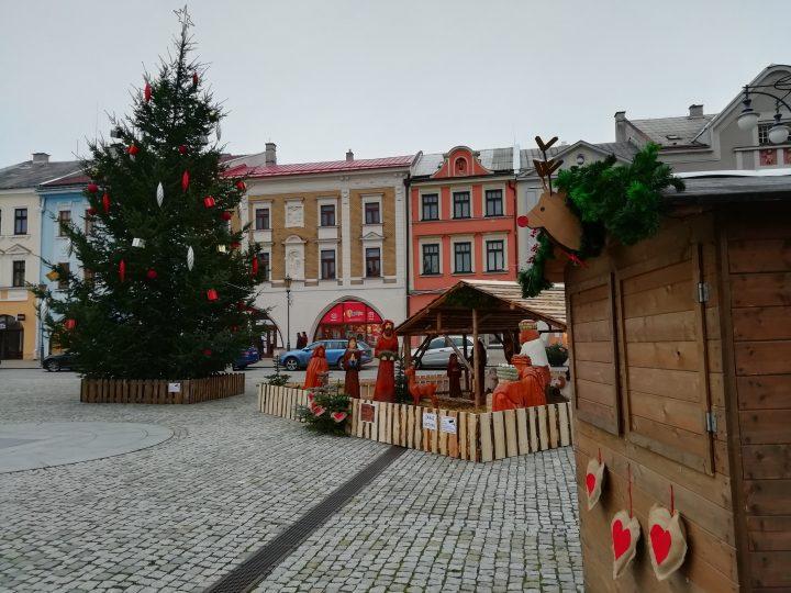 Vánoce v Hranicích: fotogalerie