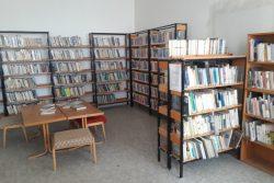 Nový háv knihovny ve Velké a program Tritius / fotogalerie / Původní interiér knihovny, foto: archiv MKZ Hranice