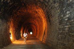 Na kole za technickými památkami / fotogalerie / Slavíčský tunel byl součástí Severní dráty, foto: Jiří Necid