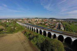 Na kole za technickými památkami / fotogalerie / Viadukt a Hranice, foto: Martin Necid
