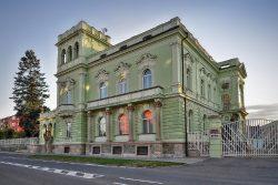 Po stopách továrníka Antonína Kunze / fotogalerie / Kunzova vila prošla v roce 1992 rozsáhlou rekonstrukcí, foto: Jiří Necid