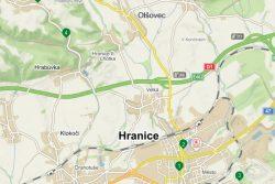Po stopách továrníka Antonína Kunze / fotogalerie / Mapa trasy, foto: mapy.cz