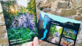 Světový unikát Hranická propast má nové pohlednice