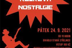 Hranická rocková nostalgie / fotogalerie / Hranická rocková nostalgie - plakát