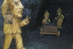 Flascharův důl: adrenalin i dobrodružství / fotogalerie / V dole se ukrývá parta permoníků, foto: Kateřina Macháňová